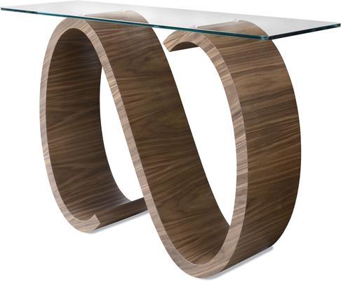 Swirl Side Table