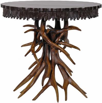 Antler Cluster Side Table
