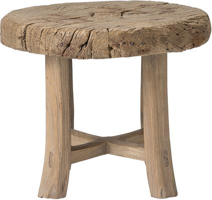 Bloomingville Rustic Wooden Side Table