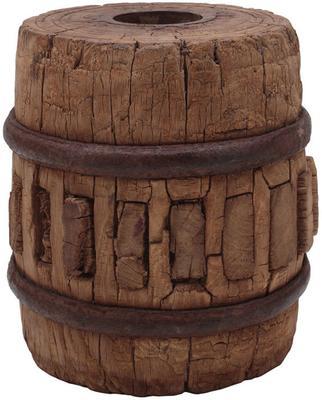 Wooden Cart Hub