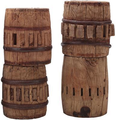 Wooden Cart Hub image 5