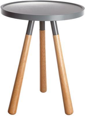 Leitmotiv Orbit Side Table (Dark Grey)