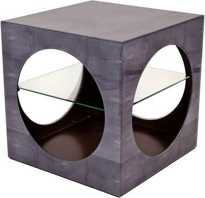 Shagreen Cube Table