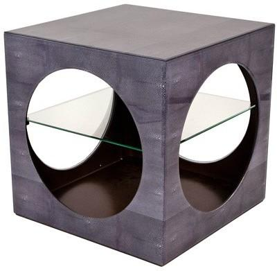 Shagreen Cube Table image 2