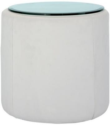 Enzo cylinder side table