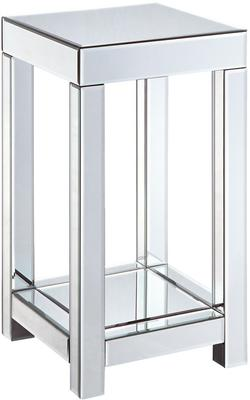 Mirrored Side Table - 3 sizes image 5