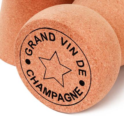 Giant Champagne Cork Side Table image 2