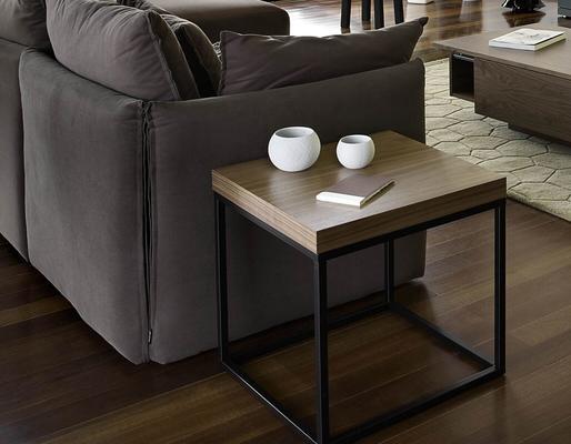 Prairie lamp table image 3