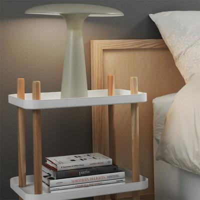 Normann Copenhagen Block Table - White Trays image 3