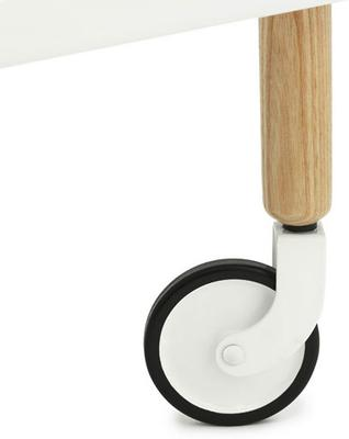 Normann Copenhagen Block Table - White Trays image 4
