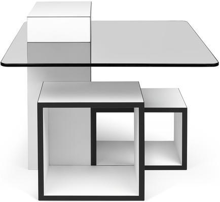 Gutta side table