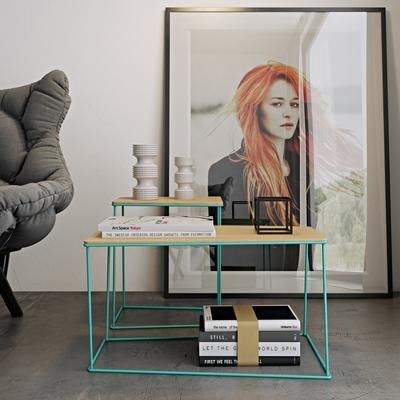 Opal side table image 6