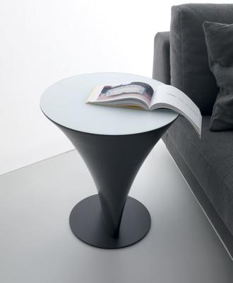 Boat round side table