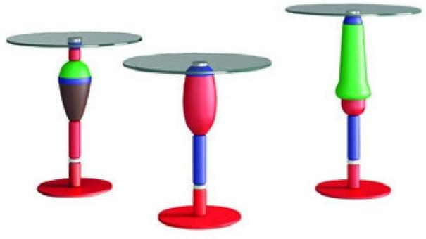Pesca side table image 3