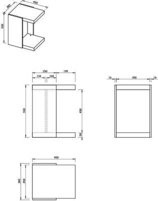 Klaus side table image 10