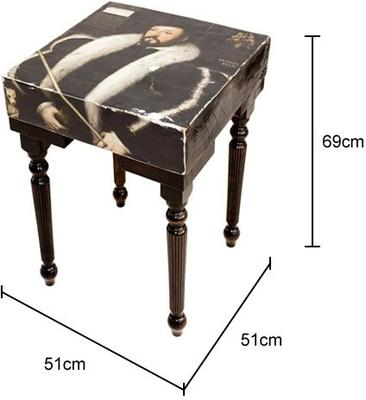 Wentworth Side Table image 5