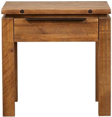 New York 1 drawer lamp table