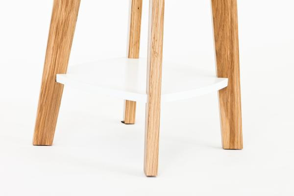 Letvi Nordic side table image 2