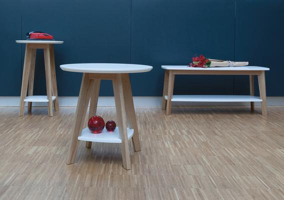 Letvi Nordic side table image 3