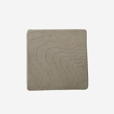 Marco Twisted Side Table Taupe by Kelly Hoppen image 4