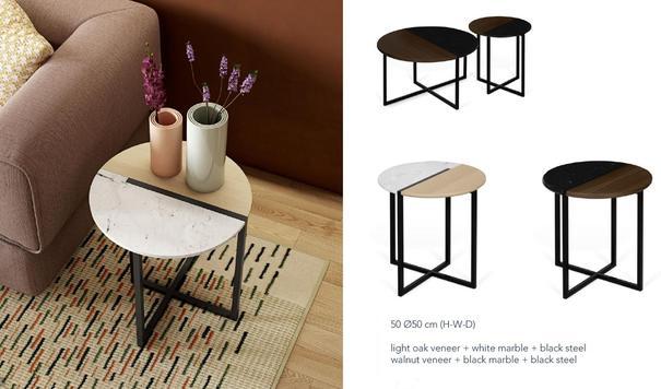 Sonata side table image 19