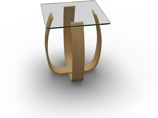 Tom Schneider Tulip Lamp Table image 2