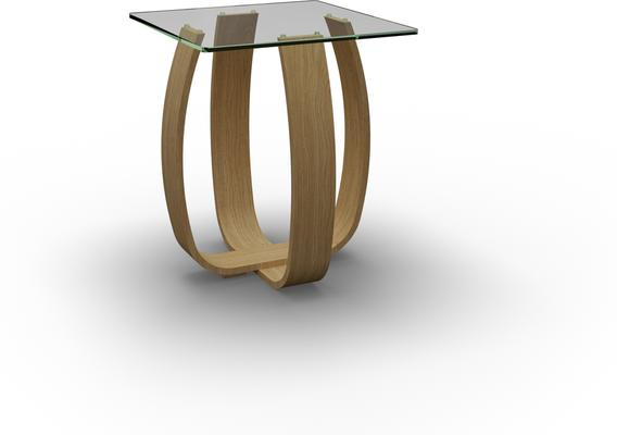 Tom Schneider Tulip Lamp Table image 3