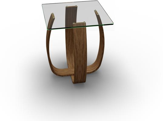 Tom Schneider Tulip Lamp Table image 4