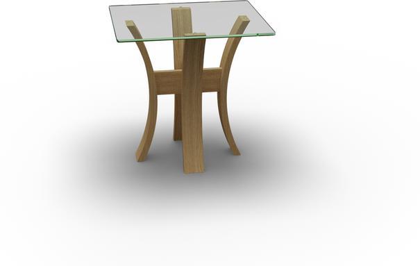 Tom Schneider Sienna Lamp Table image 2