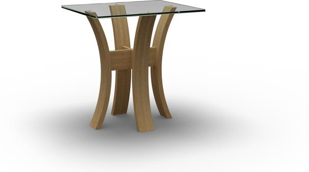 Tom Schneider Sienna Lamp Table image 3