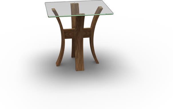 Tom Schneider Sienna Lamp Table image 4