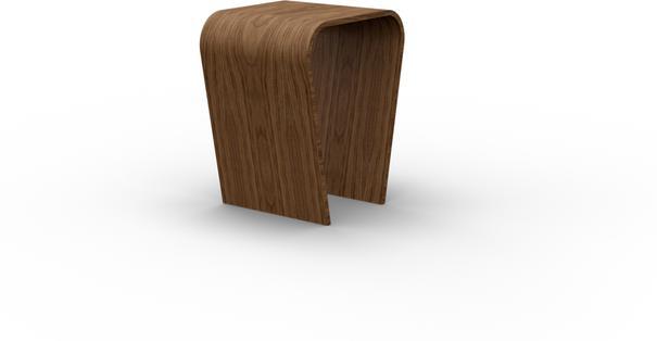 Tom Schneider Taper Lamp Table image 3