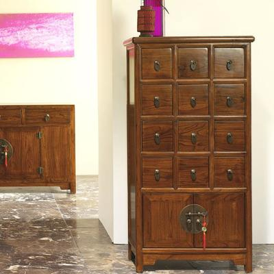 Apothecary's Cabinet, Warm Elm image 2