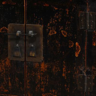 Black Painted Sideboard image 3