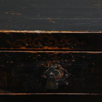 Black Painted Sideboard image 5