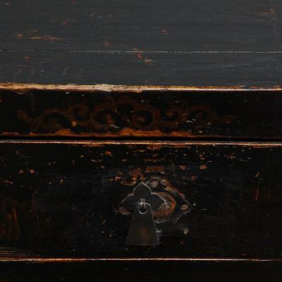 Black Painted Sideboard image 5