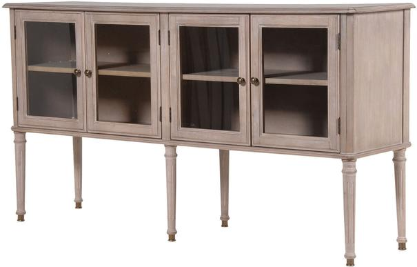 Elevated Washed Timber Sideboard