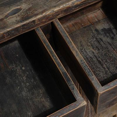 Elm Cabinet with Five Drawers image 6