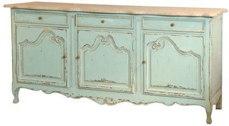 Etienne 3-Drawer Sideboard