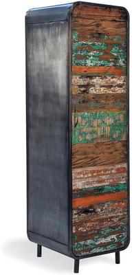 Brooklyn Finest Industrial Tall Cupboard