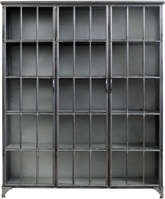 Three Door Metal Cabinet image 3