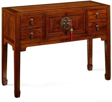 Ladies Cabinet, Warm Elm