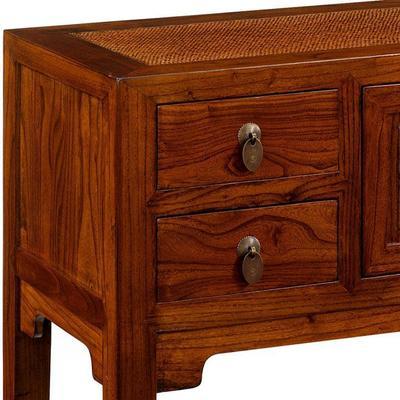 Ladies Cabinet, Warm Elm image 3