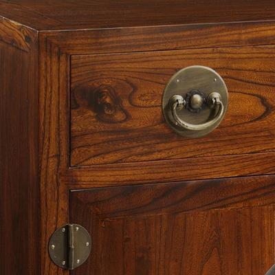 Mid Size Cabinet in Warm Elm image 3