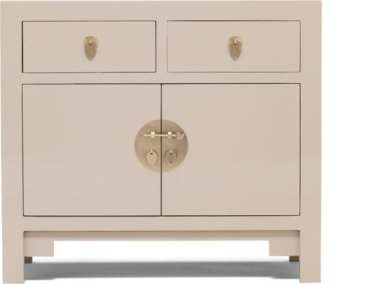 Classic Chinese Sideboard - Oyster Grey image 3