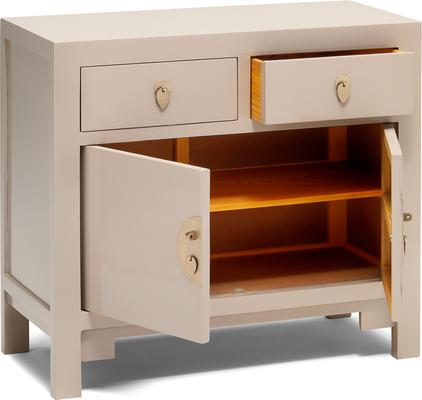 Classic Chinese Sideboard - Oyster Grey image 4