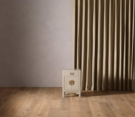 Small Classic Chinese Cabinet - Oyster Grey image 4