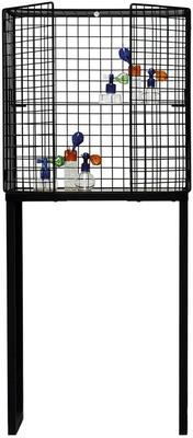 Wire Mesh Cabinet image 2