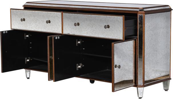 Long Venetian Side Cabinet image 3
