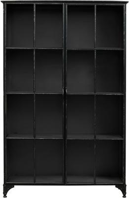 Large Two Door Metal Cabinet